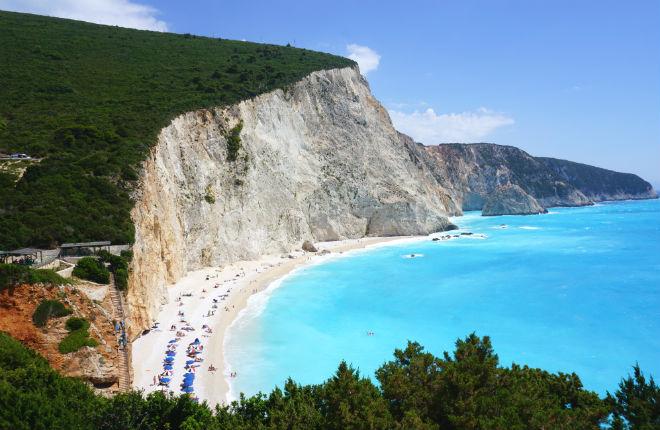 95% zwemwater in Griekenland uitstekend