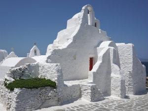 Cycladen eilanden Griekenland