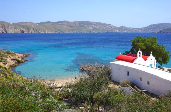 Eilandhoppen Griekenland vakantie