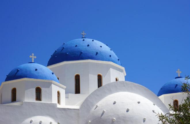 5 gezellige vakantiebestemmingen Santorini