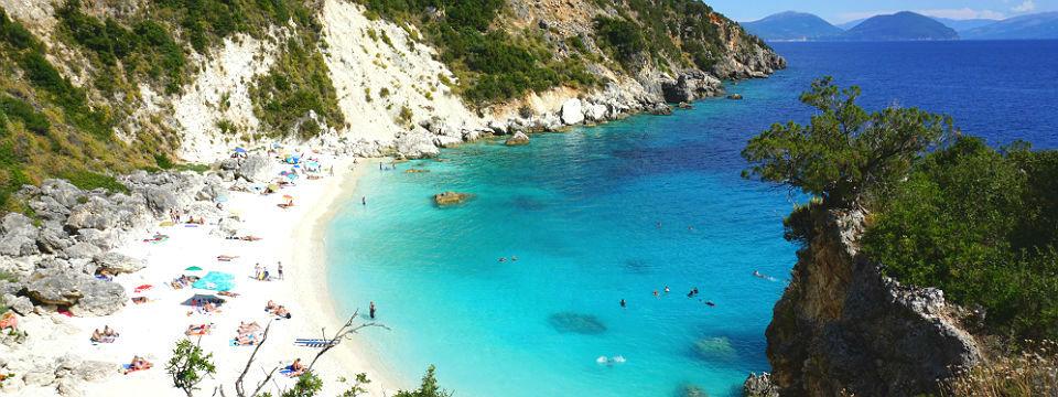 Griekenland vakantie op Lefkas
