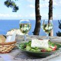 Griekse salade recept choriatiki