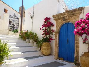Kythira vakantie in Griekenland
