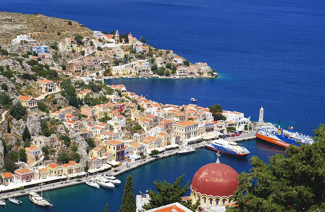 Griekenland vakantie 2019