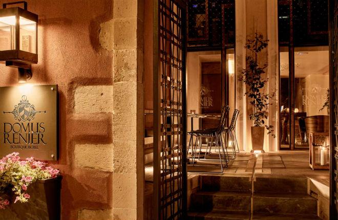 Beste historische hotel van Europa in Chania Kreta