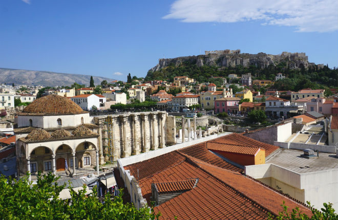 Meer toeristen naar Griekse bezienswaardigheden