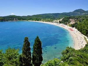 5 mooiste stranden van Parga in Griekenland