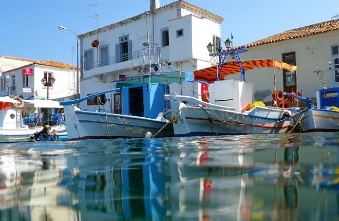 Griekse eilanden duurzaam met groene stroom