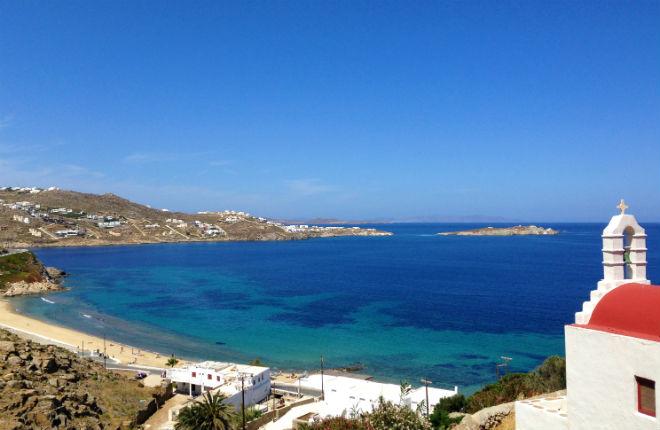 Griekse eilanden vakanties