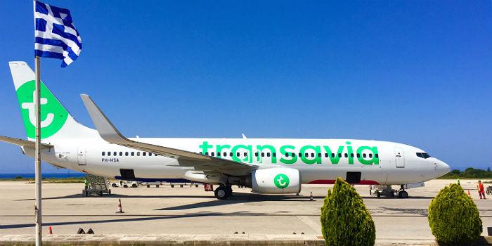Nieuwe vliegroutes naar Griekenland in 2019