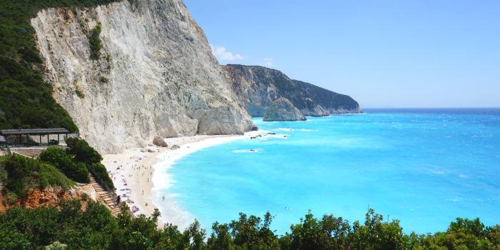 Vakantie Griekenland vroeger geboekt