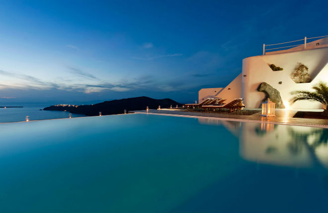 Beste kleine hotel ter wereld in Griekenland