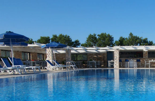 Kosmitis Hotel Naoussa op Paros