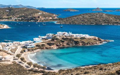 Lipsi Griekenland vakantie