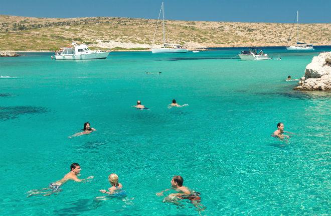Lipsi vakantie in Griekenland