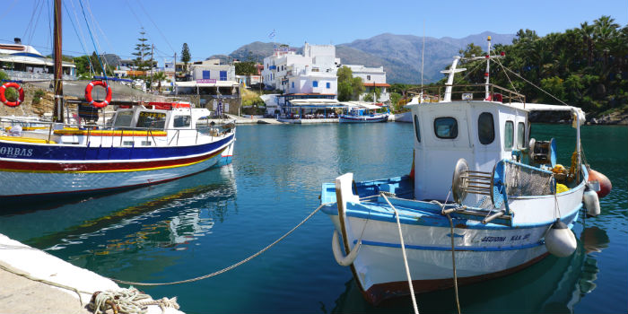 7 Griekse eilanden met meeste inwoners