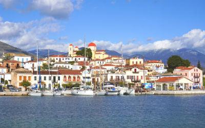 Fly & drive rondreis Centraal Griekenland