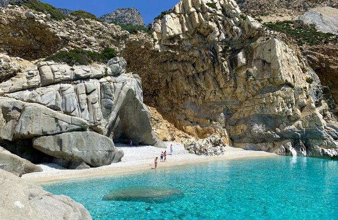 top 10 mooiste stranden van Griekenland