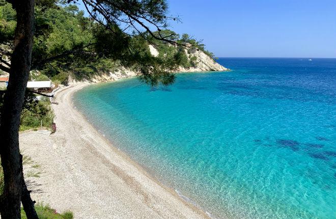 7 mooiste stranden van Samos