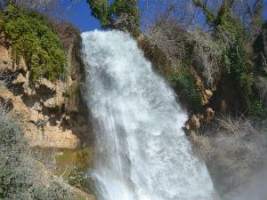 Macedonie Edessa waterval