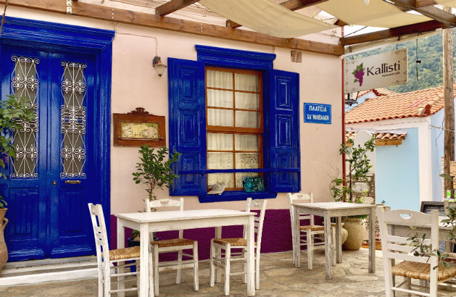Manolates op Samos