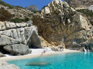 Mooiste stranden van Griekenland Seychelles beach