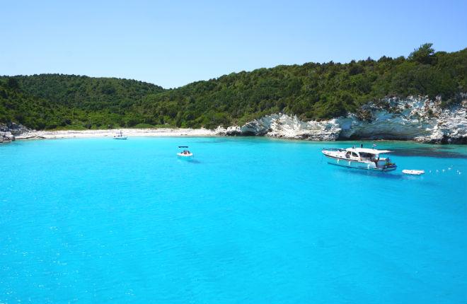 7 excursies op Corfu