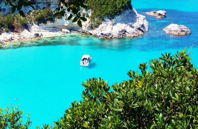 97% zwemwater Griekenland uitstekend