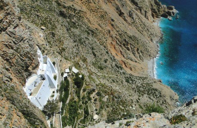 Amorgos vakantie in Griekenland