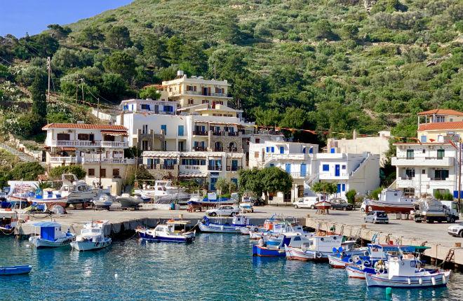 Fourni vakantie in Griekenland