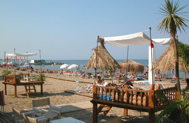 Kavos op Corfu