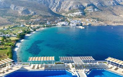 Aegialis Hotel & Spa op Amorgos