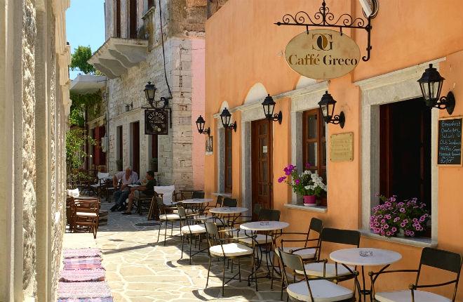 Chalki op Naxos