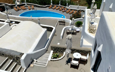 Finikia Memories Hotel in Santorini
