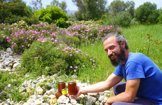 Honing uit Samos