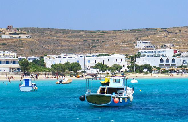 Koufonissi vakantie in Griekenland