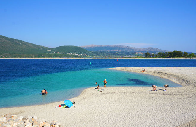 Lefkas vakantie in Griekenland