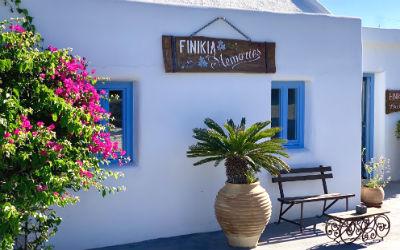 Op vakantie naar Santorini in Finikia Memories