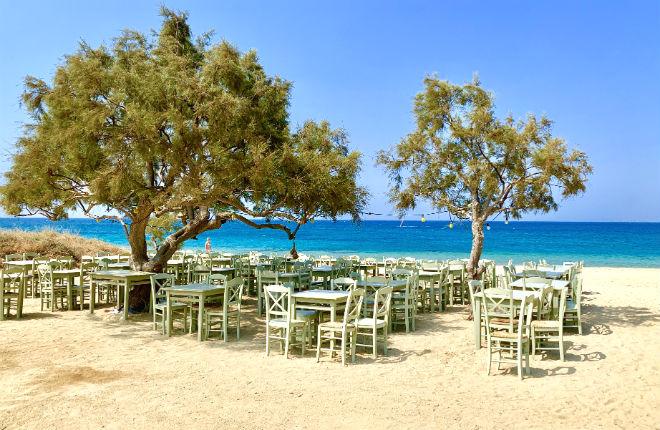 Vakantie naar Naxos