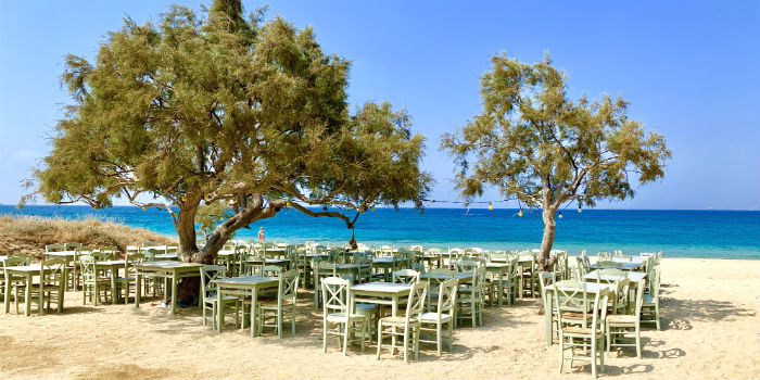 Op vakantie naar Naxos