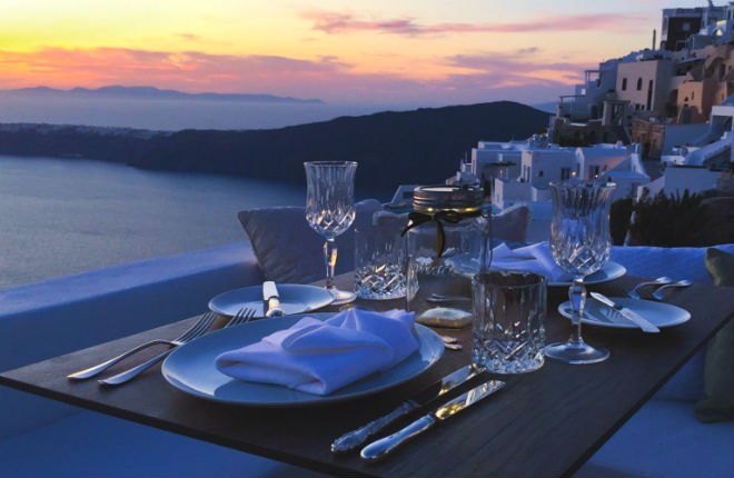 De moderne Griekse keuken