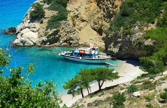 5 mooiste stranden van Karpathos