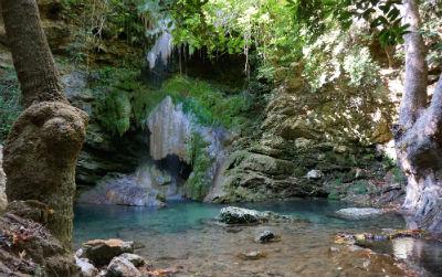 Kythira watervan van Fonissa Neriada