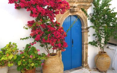 Kythira vakantie in Chora