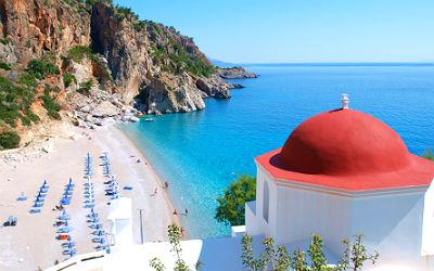 Mooiste stranden van Karpathos