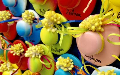 Mooie souvenirs uit Kythira