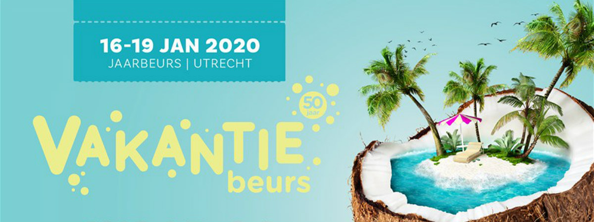Vakantiebeurs Jaarbeurs 2020