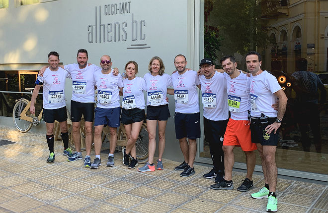 Marathon Athene 2019 Griekenland.net 10 kilometer