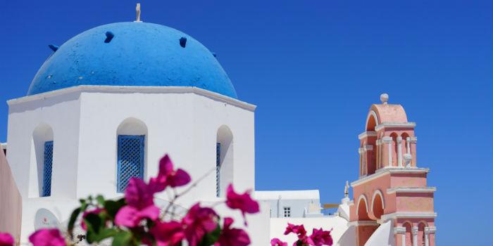 Recordaantal toeristen naar Griekenland