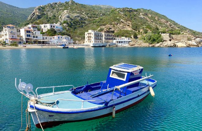 Ikaria en Folegandros nieuwe bestemmingen Ross Holidays in 2020